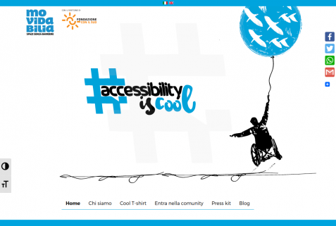 Movidabilia #accessibilityiscool